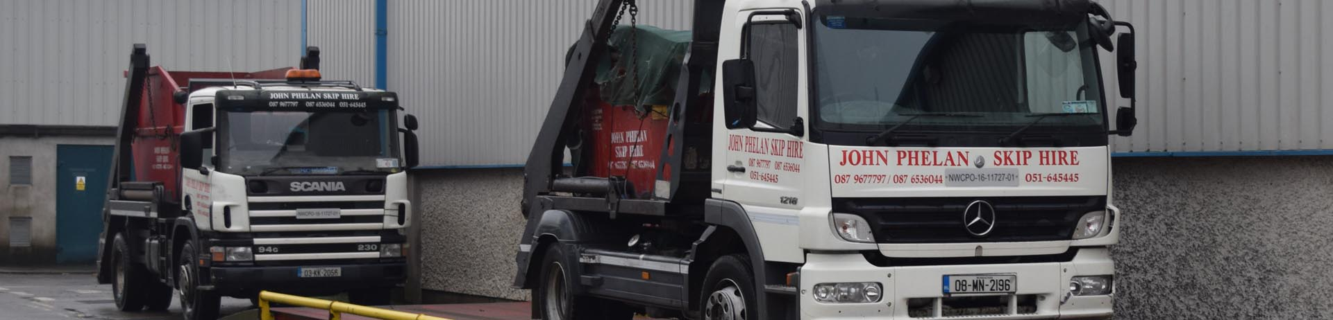 skip hire in carlow image