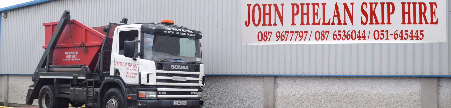 skip hire in tipperary